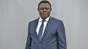 Prof. Dr. Kwame kyei Baffour For GFA President